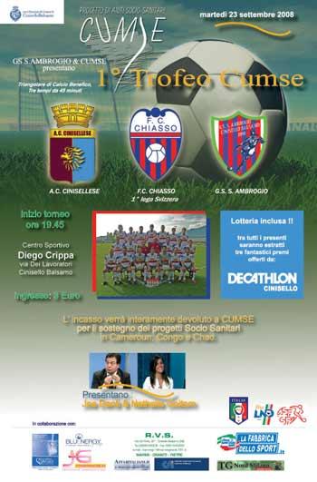 Eventi/ Calcio e beneficenza insieme, per una serata all