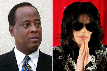 Conrad Murray e Michael Jackson