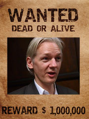 assange wanted