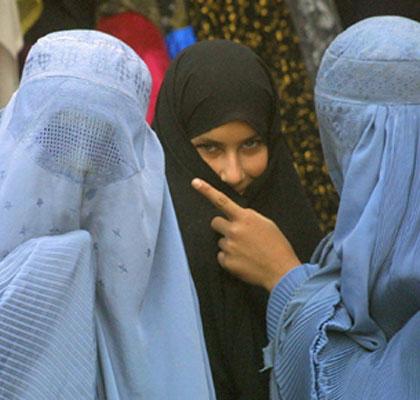 burqa a