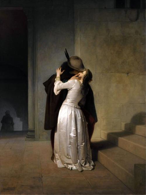 Mostra il bacio - Pavia -