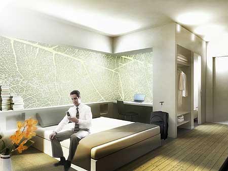 Hi-tech green/ Ecco H3hotel, il primo albergo 3 stelle ...