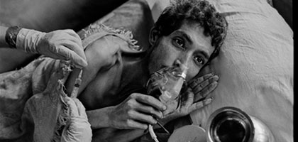 James Nachtwey.strillo aper