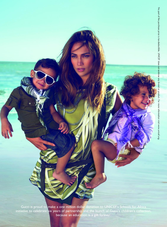 Jennifer Lopez Twins Pictures 2011.
