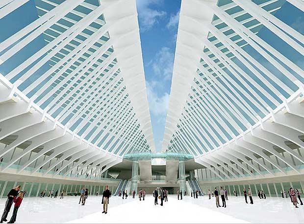 Calatrava 11 settembre