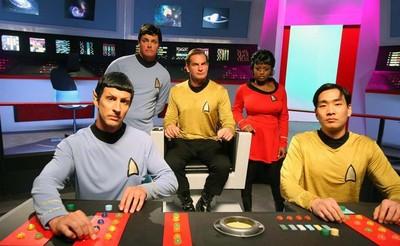 Star Trek porno 1