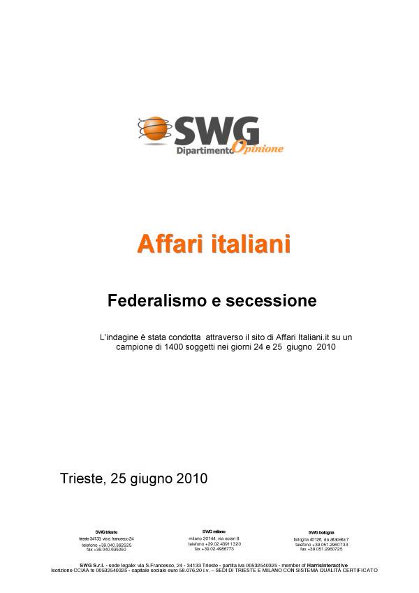 Swg federalismo 1