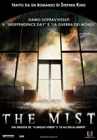 The Mist 2007 iTALiAN iNTERNAL UNRATED MD DVDRip XviD SiLENT KingAndMark preview 1