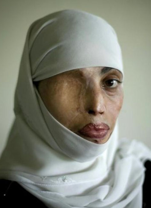 Жизнь мусульманских женщин.