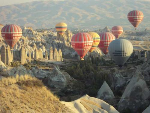Un viaggio in turchia? non perderti il giro in mongolfiera