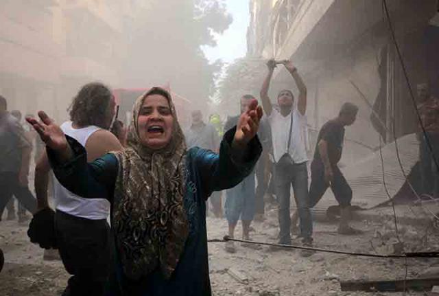 Aleppo al collasso: Onu lancia allarme