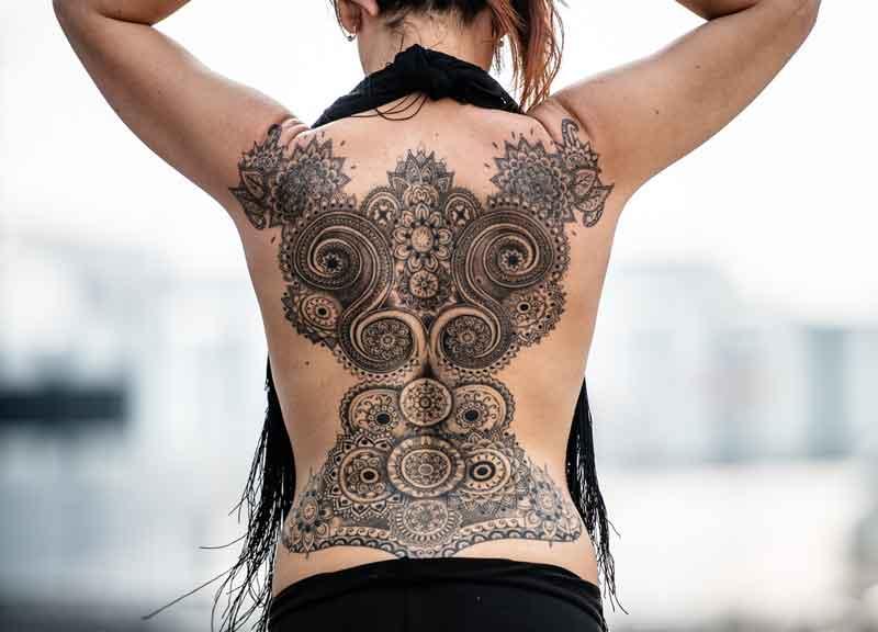 Popolare Delirio tattoo: in 400 a Roma per lo show. Tre giorni in cui la  TY45