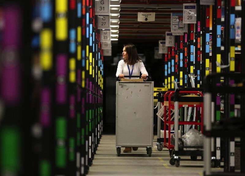 Amazon aprirà un nuovo deposito di smistamento a Milano, nel quartiere di Rogoredo