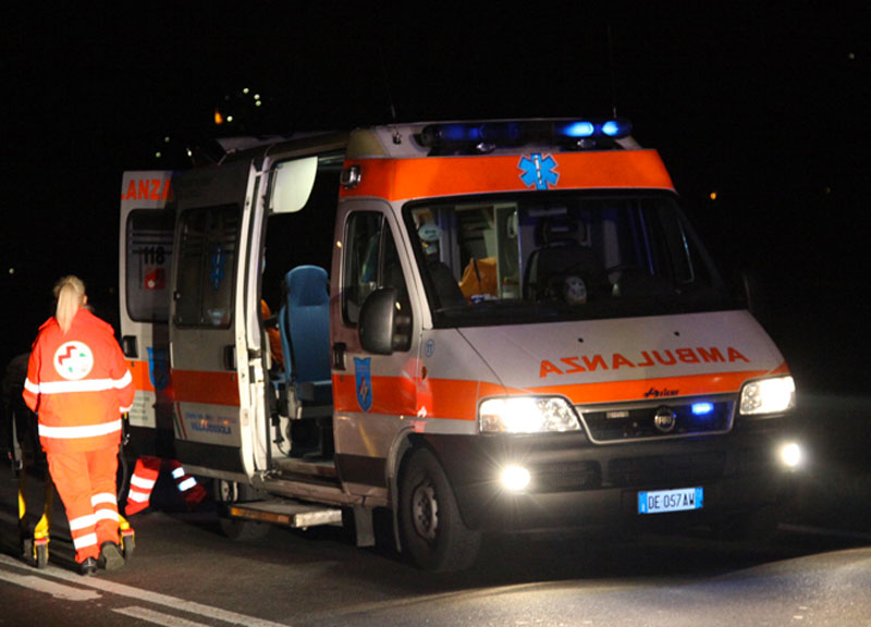 Drammatico incidente al Rally Legend di San Marino, disp
