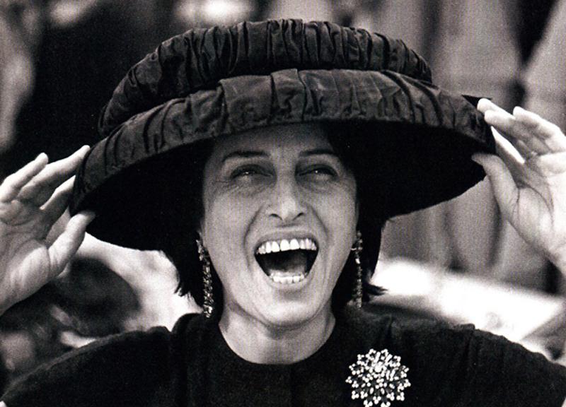 """Anna Magnani fu la prima interprete italiana a vincere il premio Oscar per """"La rosa tatuata"""""""