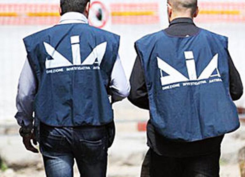 Operazione della Direzione Investigativa Antimafia di Genova
