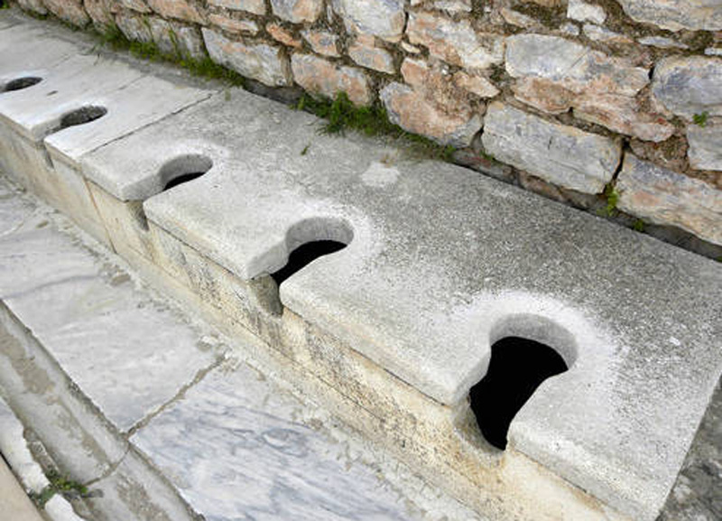 Bagni pubblici e sistemi geometryka per roma capitale