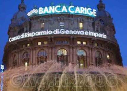 Carige, Malacalza sottoscrive l'inoptato per 25 milioni di euro