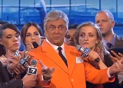Crozza imita Formigoni e la sfuriata in aeroporto. Video - Affaritaliani.it