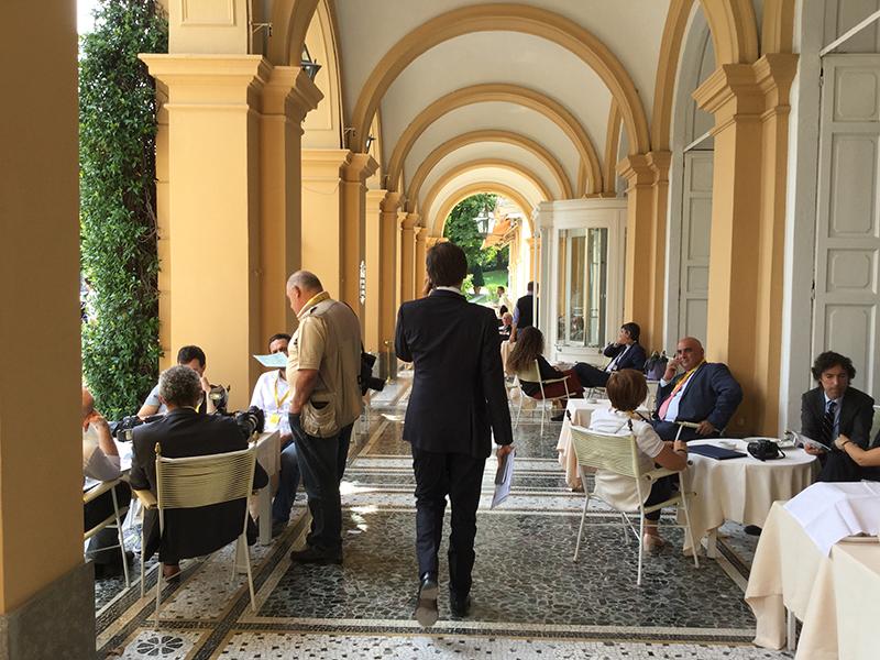 Anche quest'anno il forum Ambrosetti di Cernobbio ha constatato che l'Occidente ed in particolare l'Europa non ha una crescita del Pil sufficiente