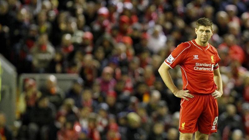 Steven Gerrard lascia il calcio. Oltre 700 gare con il Liverpool