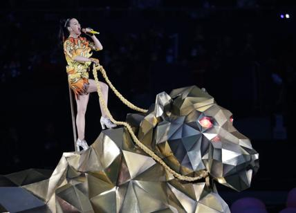 Superbowl, Katy Perry star. Le foto