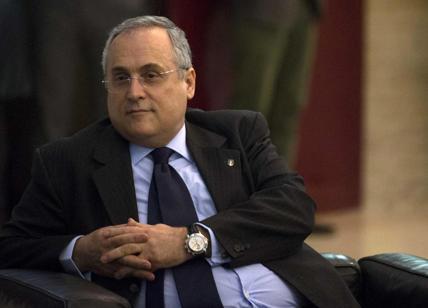 Lazio, Claudio Lotito eletto al senato