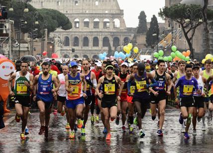 Alla Maratona di Roma si parla di Mondiali