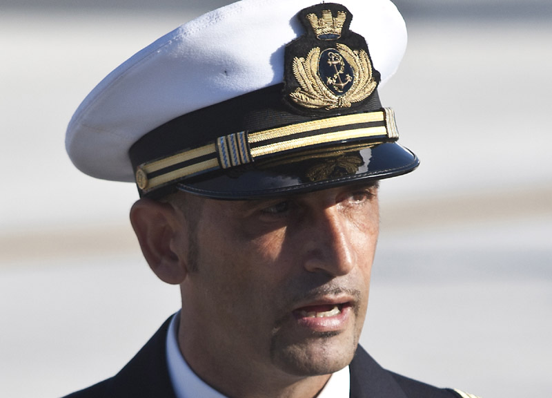 Il fuciliere Massimiliano Latorre potrà restare in Italia fino al termine dell'arbitrato internazionale in corso all'Aja