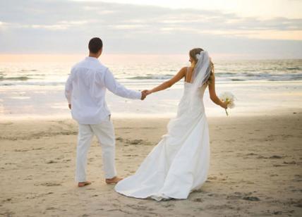 matrimoni spiaggia fiumicino