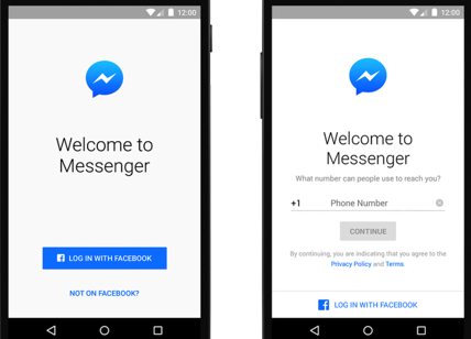 Messenger a quota 800 milioni: rincorsa a WhatsApp