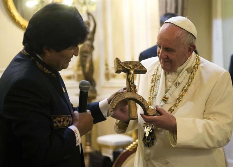 Вопрос на контроля у папы римского