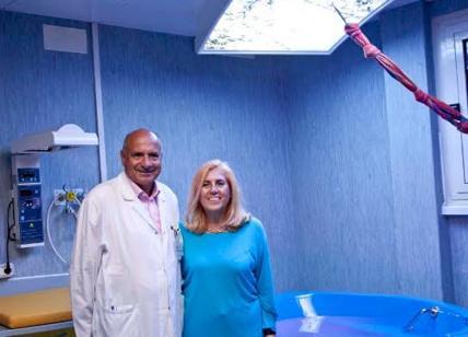 Vasca Da Parto : Alessia e il sogno del parto in acqua