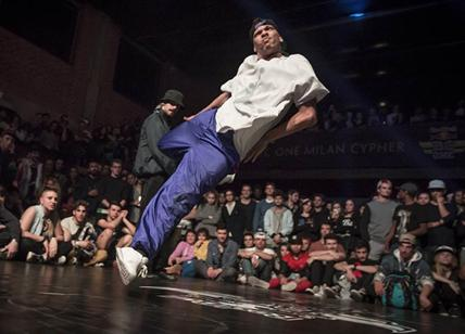 Red Bull BC One National Cypher 2014 al teatro Franco Parenti
