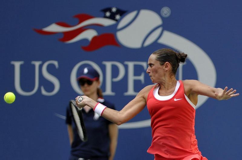 Us Open tennis, Roberta Vinci ai quarti di finale a un anno dalla finale con Flavia Pennetta
