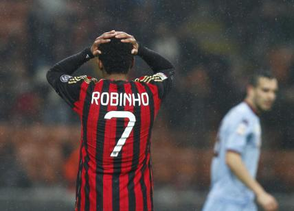 Ex Milan, Robinho shock! Nove anni di carcere per violenza sessuale