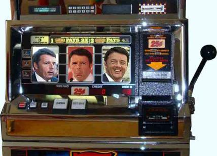 Via le slot machine da bar e tabaccherie