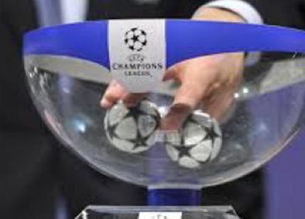 I sorteggi per la fase a gironi della Champions League 2017/2018