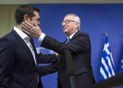 Grecia-Ue: Eurogruppo sospende provvisoriamente misure alleggerimento debito pubblico ellenico