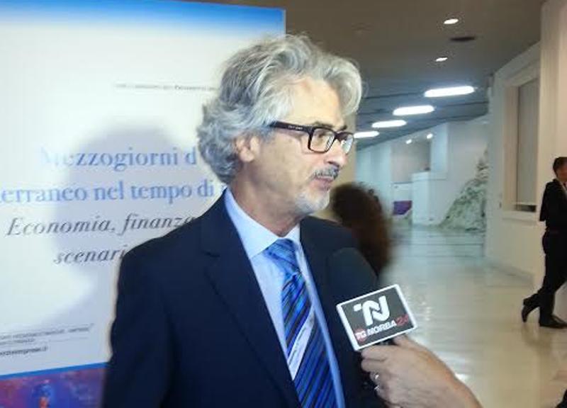 Antonio Corvino, economista e direttore dell'Osservatorio banche imprese, boccia la Legge di Stabilità