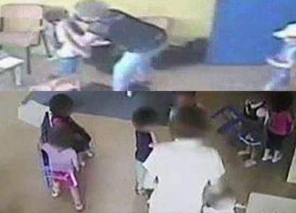 Violenze su bambini in un asilo nido: due arresti a Milano
