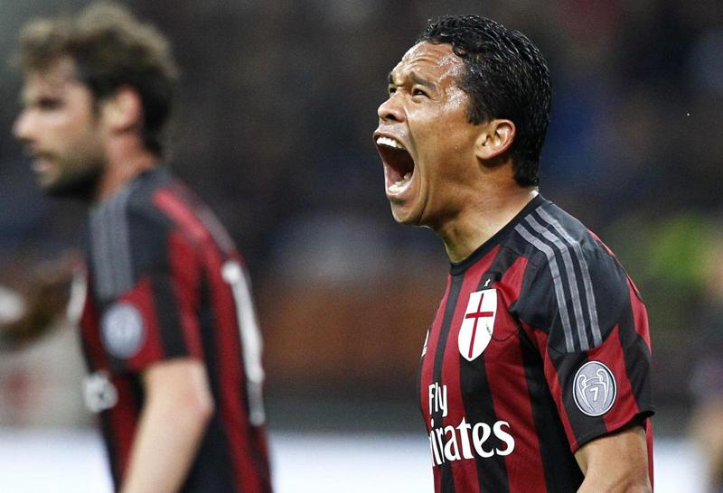 Bacca, Psg torna sull'attaccante del Milan. News sul Peluca rossonero. Bertolacci ancora out verso Fiorentina-Milan