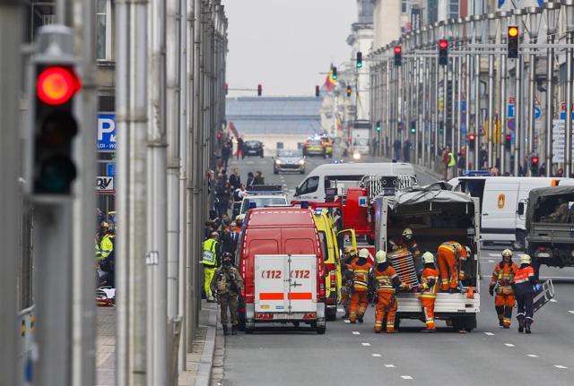 Allarme bomba su due aerei in arrivo a Bruxelles: