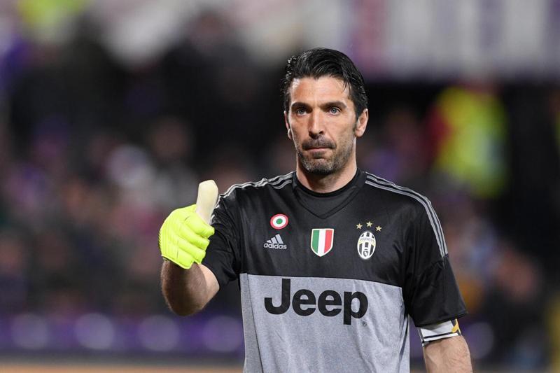 Gianluigi Buffon è stato eletto miglior portiere della storia della Champions League