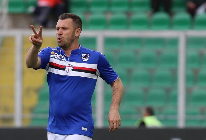 Sampdoria, ok a Cassano ad allenarsi con la Primavera. A gennaio l'addio