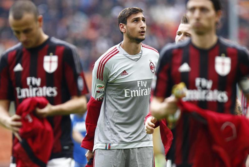 Donnarumma: Milan e Juventus ecco l'intrigo di mercato. Il 25 febbraio 2017 la risposta
