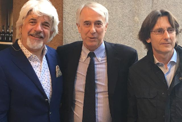 Da Pisapia alla Santanchè: sfilata di vip al party di Affaritaliani.it