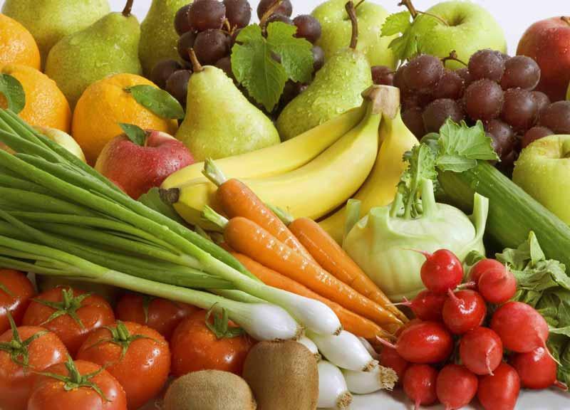 dieta frutta verdura e carne bianca