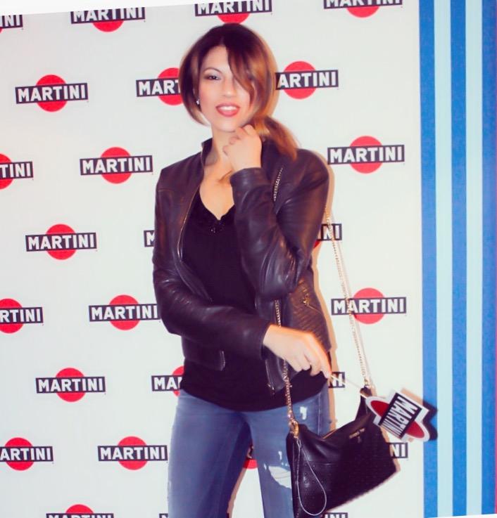 Aperitivo glam alla Terrazza Martini. The Milan Show Biz. LE FOTO ...
