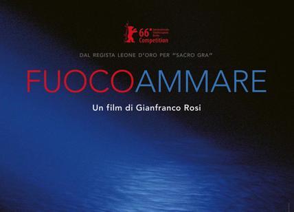 Fuocoammare è il film italiano candidato ai prossimi Oscar